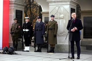 Prezydent: Gdy Polska jest zjednoczona, jest Polską silniejszą