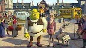 """""""Shrek Trzeci"""" to murowany sukces"""