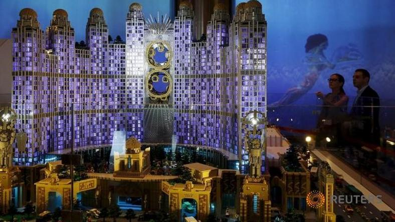 Melco opens $3.2 bln casino with bet on Batman to revive fortunes