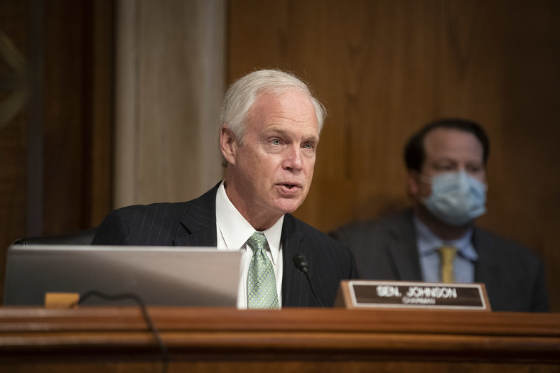 Ron Johnson, republikański senator z Wisconsin