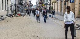 Przedłuża się remont ulicy Wrocławskiej. Koniec dopiero w listopadzie