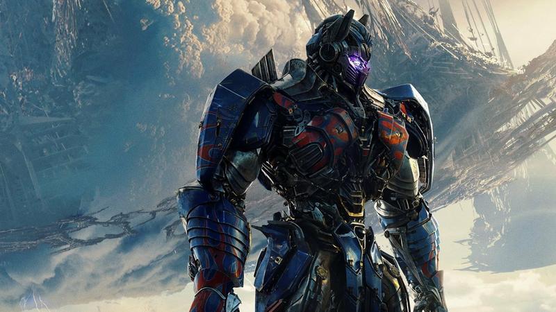 """""""Transformers: Ostatni Rycerz"""": kadr z filmu"""