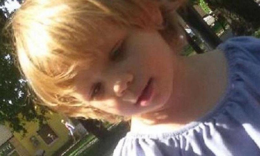 Policja poszukuje 3-letniej Antoniny Cieślik. Dziewczynka choruje na serce