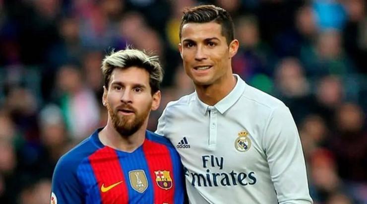 Mesi i Ronaldo