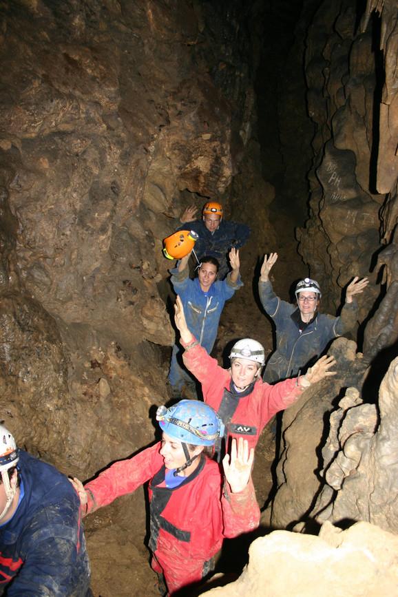 Neotkrivene tajne pećina