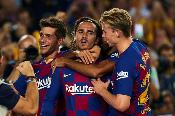 FK Barselona- FK Real Betis