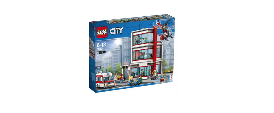 LEGO SZPITAL CITY 60204