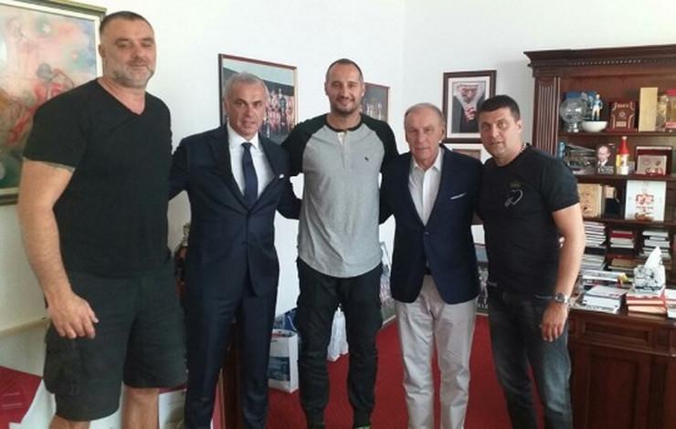 Donacija FK Crvene zvezde