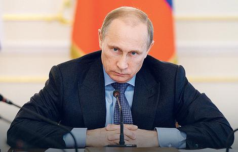 Šta bi rekao na to: Vladimir Putin