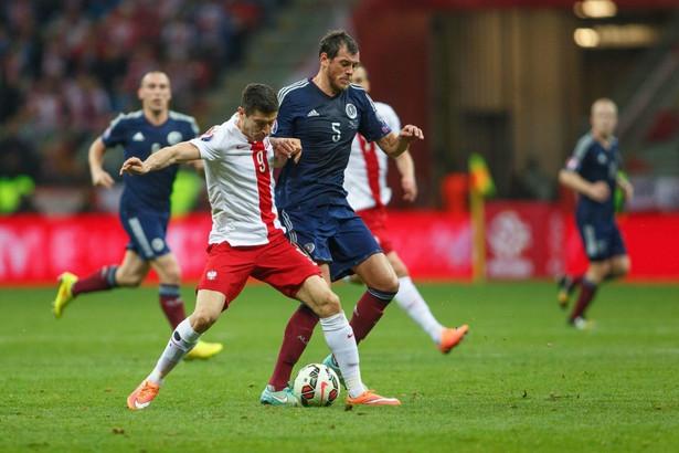 Mecz Polska-Szkocja