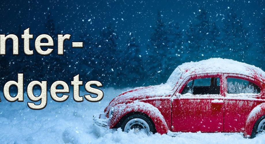 Auto-Zubehör für die kalte Jahreszeit ab 20 Euro
