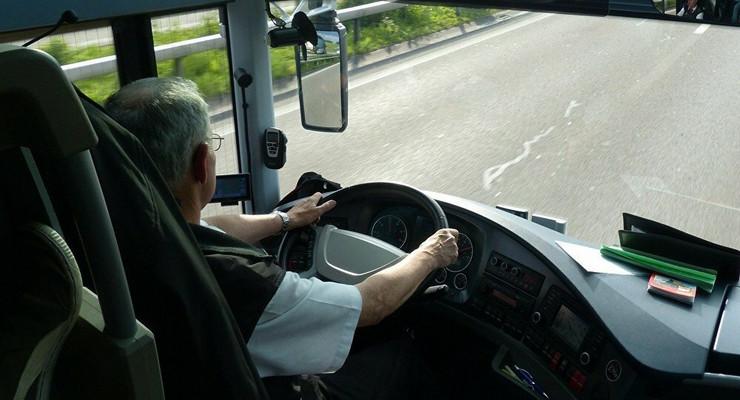 vozač autobusa