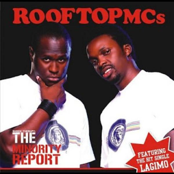 Rooftop Mcs in The Minority Report Album [Discogs]