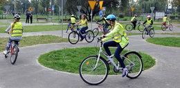 Dzieciaki na rowery! Rywalizacja szkół