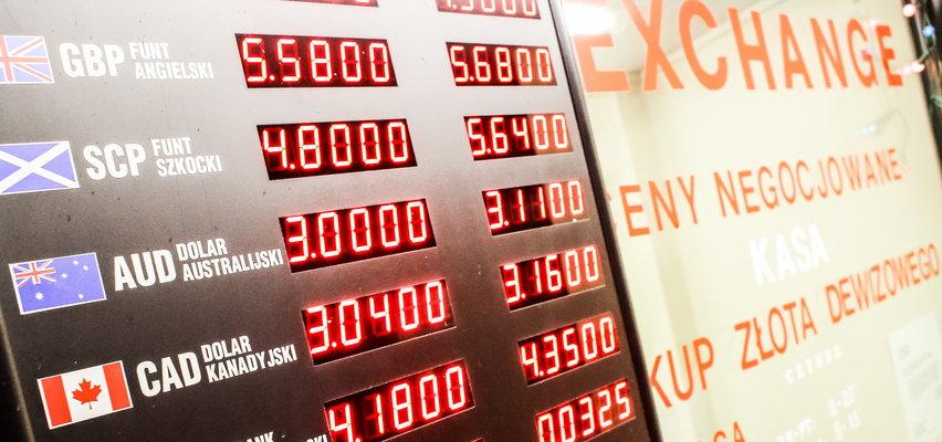 Co się dzieje na rynku walut? Sprawdź dzisiejsze kursy