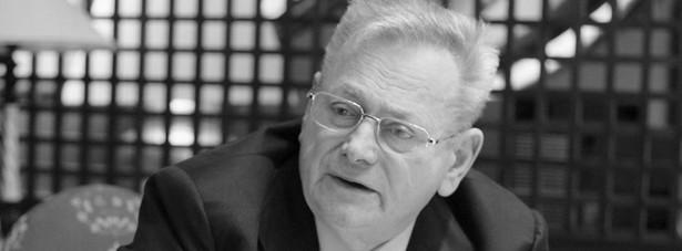 Aleksander Gudzowaty, prezes Bartimpexu zmarł w wieku 75 lat