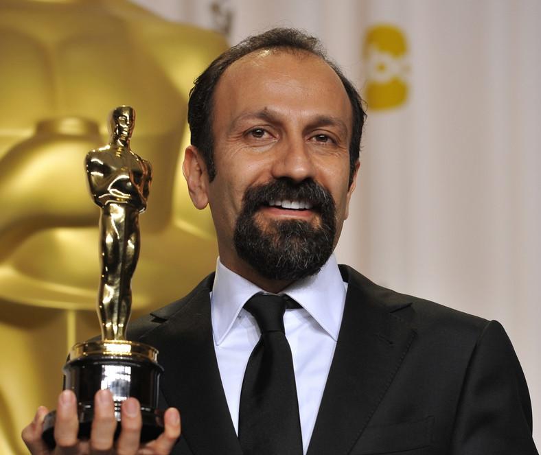 """Asghar Farhadi z Oscarem za filmu """"Rozstanie"""""""
