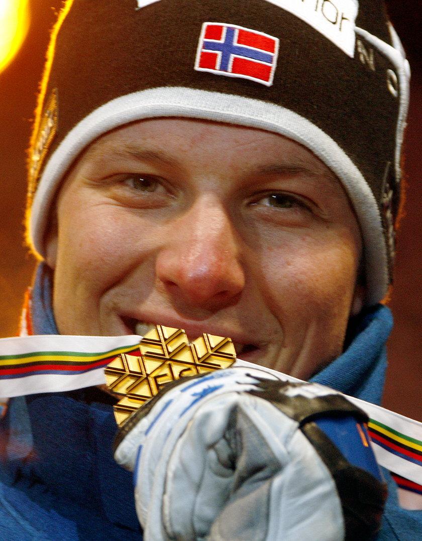 Mistrz przetopi swój medal i podaruje go 3 milionom dzieci