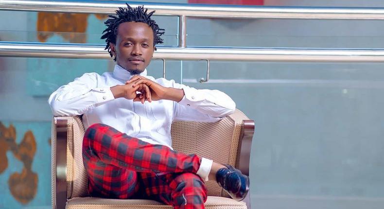Alisema mimi ni Devil worshiper – Bahati on why he cut communication with step mother