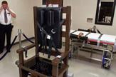 Električna stolica, smrtna kazna