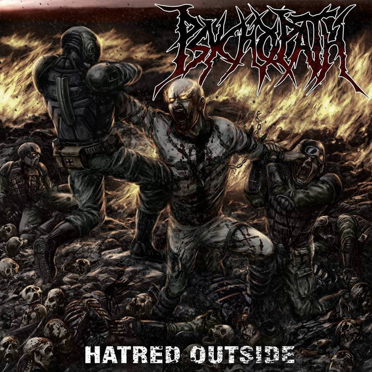 "Psychopath – ""Hatred Outside"""