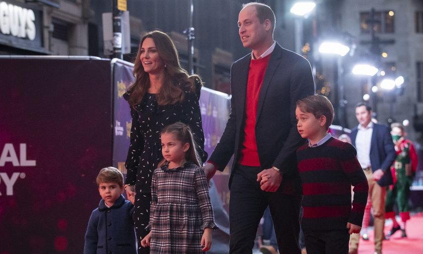 Wzruszająca tradycja dzieci Kate i Williama.