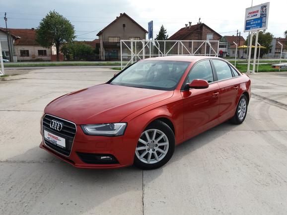 3 - Audi A4