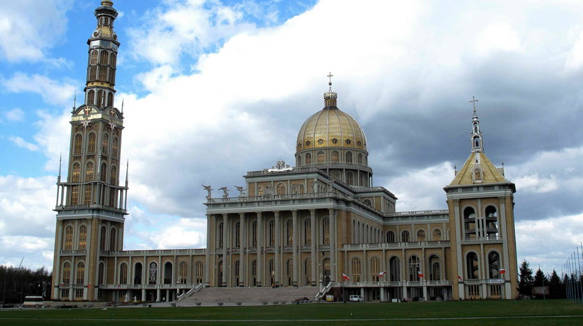 Sanktuarium w Licheniu