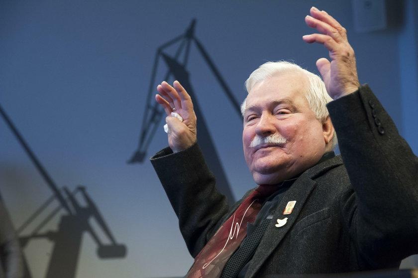 Lech Wałęsa o zabójstwie Pawła Adamowicza