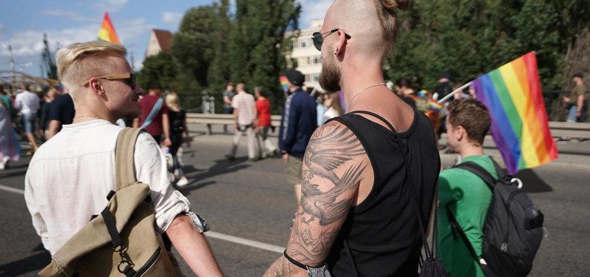 Marsze równości w Polsce. Gdańsk i Częstochowę zalały barwy tęczy