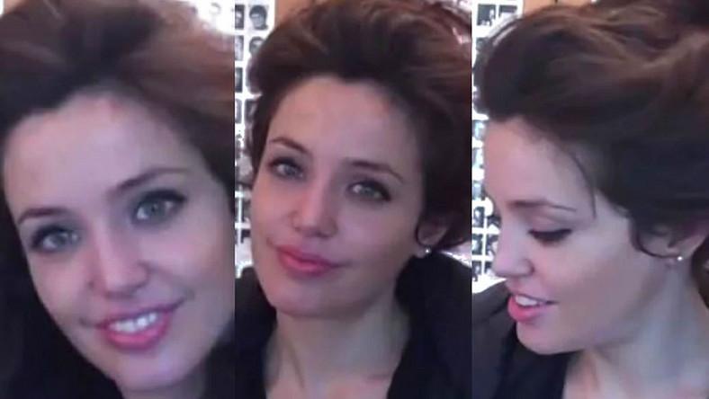 Lina Sands, hiszpańska Angelina Jolie