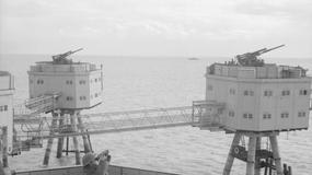 World of Warships - fort Red Sands, morskie platformy przeciwlotnicze, które broniły Londynu