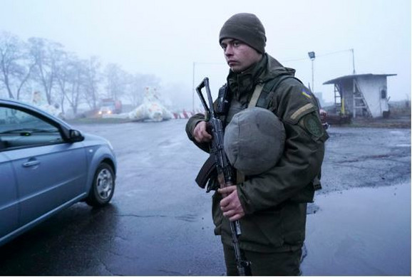 U delovima Ukrajine na snazi vanredno stanje