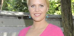 Magdalena Stużyńska wspiera dzieciaki przed finałem