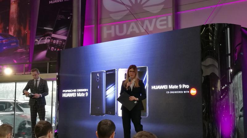 Huawei Mate 9 Pro i Huawei Mate 9 Porsche Design
