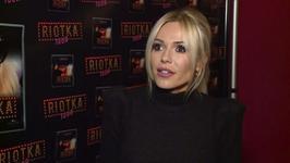 """Doda: zależy mi, aby trzymać europejski poziom. Dlatego zdecydowałam się nagrać DVD """"Riotka Tour"""""""
