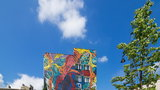 Trójwymiarowy mural w Łodzi!