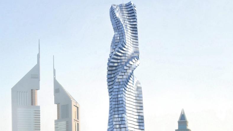 Budynek stanie w Dubaju, jego kopia w Moskwie