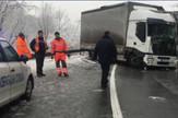 Snimci sa mesta nesreće