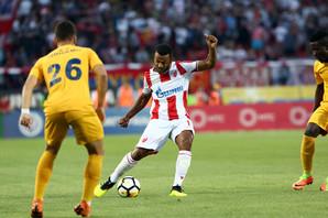 UŽIVO Crveno-beli sve ubedljiviji, Jevtović prvencem stavio tačku na meč, Zvezda - Dinamo 3:0