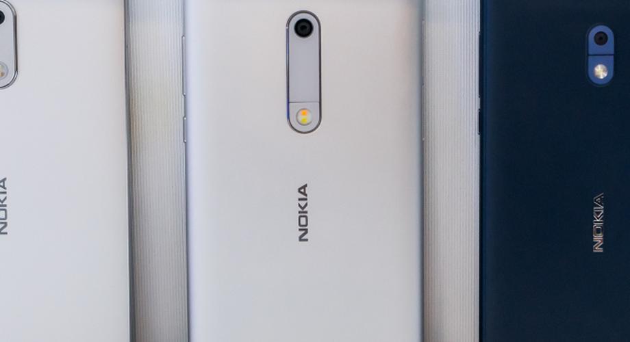 Hands-on vom MWC: Nokia 3, Nokia 5 und Nokia 6