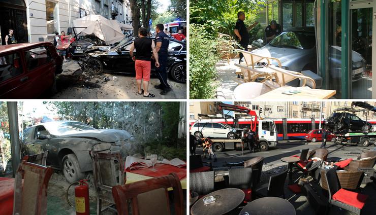 automobili; nesreće; kafići;