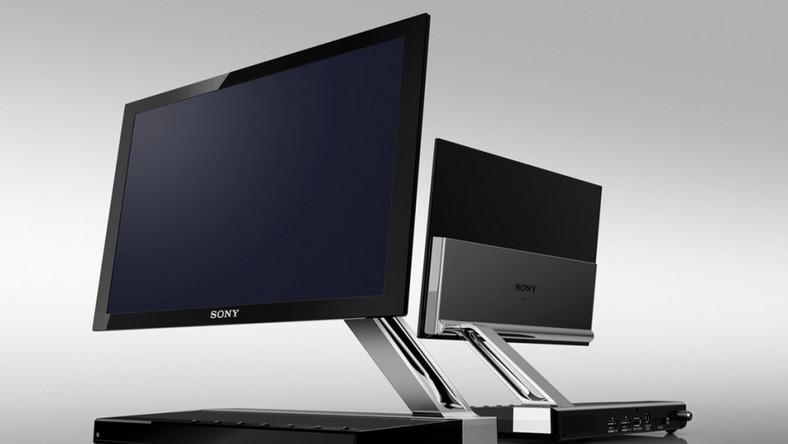 Bezprzewodowy telewizorek Sony
