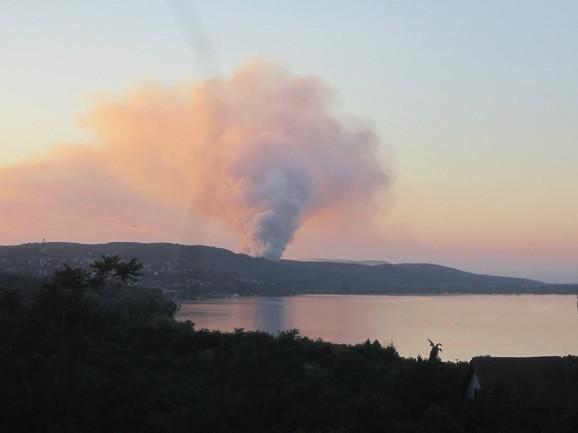 Dim koji je zabrinuo Beograđane