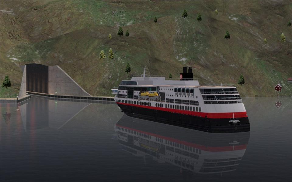 Do kanału wpływać będą mogły zarówno statki transportowe jak i pasażerskie