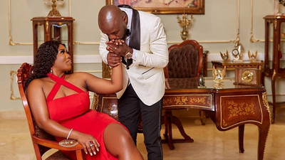God made us unstoppable, unbeatable and unbroken - Victoria Lebene accepts husband's apology