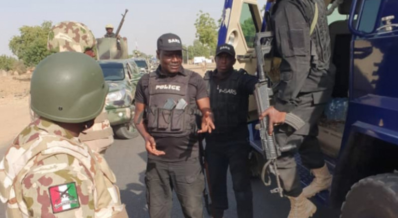 Soldiers shoot SARS operatives who confronted Boko Haram
