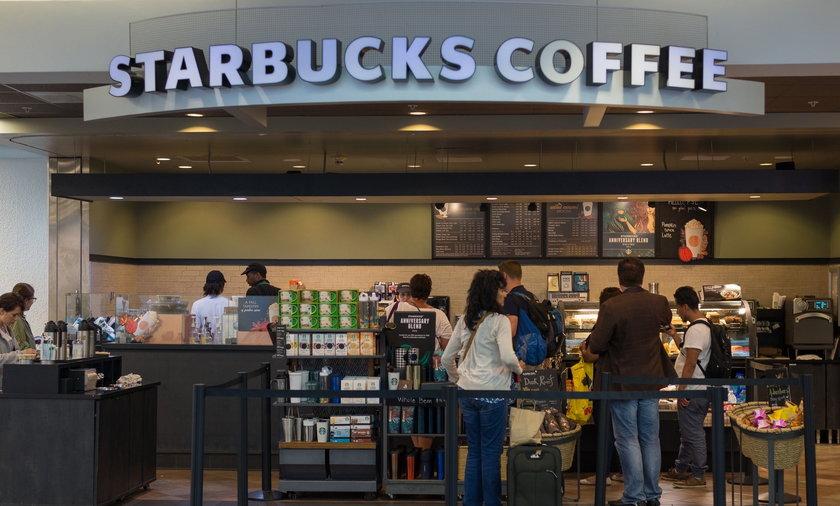 W Belgii nie napijemy się już kawy ze Starbucksa