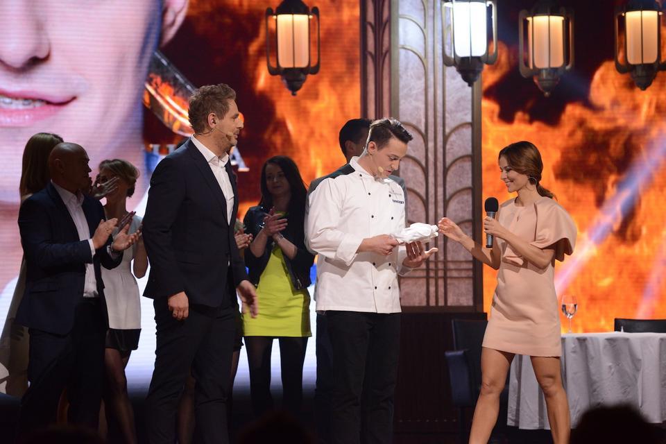 Hells Kitchen 2016 Wojciech Bartczak Wygrał 5 Edycję