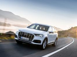Nowe Audi Q7 - jak zmieniło się po liftingu?